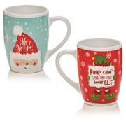Premier Santa Elf Mug (MO195888)