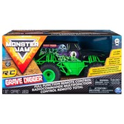 Monster Jam Rc - 1/24th Scale Grave Digger (6044955)