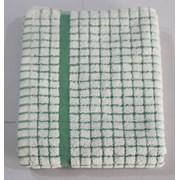 Monte Cristo Tea Towel Green (106801GN)