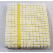 Monte Cristo Tea Towel Yellow (106801YE)