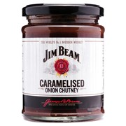 Market Town Jim Beam Caramelised Onion Chutney 300g (MT204)