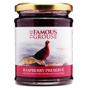 Market Town Famous Grouse Raspberry Preserve 340g (MT205)