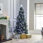 F/optic Tree Deluxe Forest Pine 5ft (N17001TWW)
