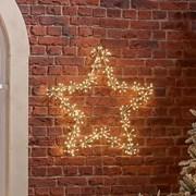 Starburst Star Warm White 80cm (N18776TWW)