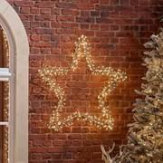Starburst Star Warm White 100cm (N18780TWW)