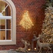 Starburst Tree Warm White 90cm (N18784TWW)