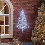 Starburst Tree Cool White 120cm (N18787TWW)