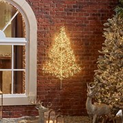 Starburst Tree Warm White 120cm (N18788TWW)