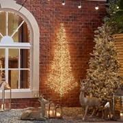 Starburst Tree Warm White 150cm (N18792TWW)