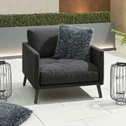 Bliss Lounge Chair - Dark Grey