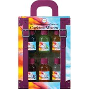 Treat Co Cocktail Mixers Suitcase (N96108)