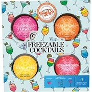 Treat Co Freezable Cocktails 4 Pack (N96356)