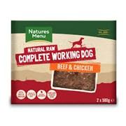 Natures Menu Complete Working Dog Beef & Chicken (WDCBC)