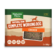 Natures Menu Complete Working Dog Chicken (WDCC)