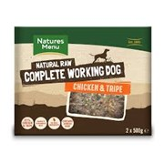 Natures Menu Complete Working Dog Chicken & Tripe (WDCCT)
