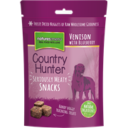 Natures Menu Country Hunter Dog Treats Venison & Blueberry 50g (NMDTV)