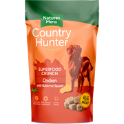 Natures Menu Country Hunter Superfood Dog Biscuits Chicken 1.2kg (CHBISC)