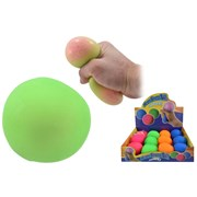 Neon Stress Ball Assorted (TY2093)