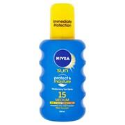 Nivea Sun Spray Spf15 200ml (BD111612)