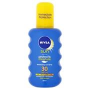 Nivea Sun Spray Spf30 200ml (BD111476)