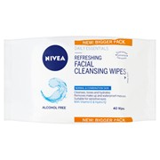 Nivea Visage Wipes Norm/combi 40s (BD131290)