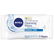 Nivea Facial Cleaning Wipes 7s (BD033532)