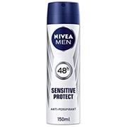 Nivea Men Deo Sensitive Protect Spray 150ml (BD124124)