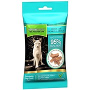 Natures Menu Real Meat Salmon & Trout Mini Treats For Cats 60g (NMSTT)