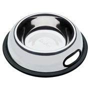 Ferplast Stainless Steel Nova Non Slip Pet Bowl 0.5lt (71072005)