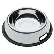 Ferplast Stainless Steel Nova Non Slip Pet Bowl 1.5lt (71078005)