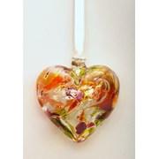 Birthstone Heart November 7cm (BH011N)