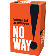 Cheatwell No Way Party Game (14528)