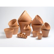 Y.f.pots Plain Pots 11cm (57194)