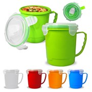 Pendeford Microwave Mugs Assorted Colours (NS460A)