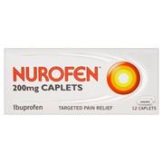 Nurofen  Caplets     12/11* 12s (RB819229)