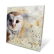 Olive Box Canvas 40x40 (BXL40040)