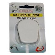 Omega 13a Fused Plugtop (21051)
