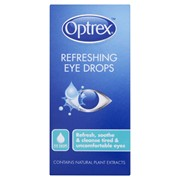 Optrex Refreshing Eye Drops 10ml (RB832938)