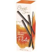 Elizabeth Shaw Orange Flutes 105gm (F5195)