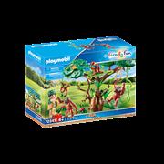 Playmobil Orangutans with Tree (70345)