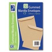 O/style Envelope Manilla C5 25s (STA027)