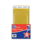 O'style Padded Envlps Gold 120x215 B (STA035)
