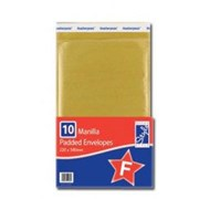 O'style Padded Envlps Gold 220x335 F (STA039)