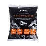 Outback Hybrid Coconut Briquettes 4kg (OUT370800)
