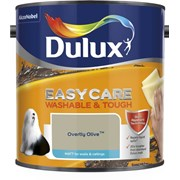 dulux Easycare W&t Matt Overtly Olive 2.5l (5293146)