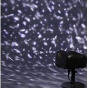 Festive Snow Flurry Led Projector (P026568)