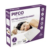 Pifco Single Fitted Heated Under Blanket (P47002)