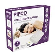 Pifco Double Fitted Heated Under Blanket (P48002)