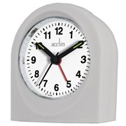 Palma Alarm Clock Grey (15067)