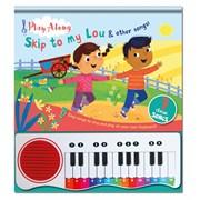 Piano Book Nursery Rhyme Skip To My Lou (PBNR05)
